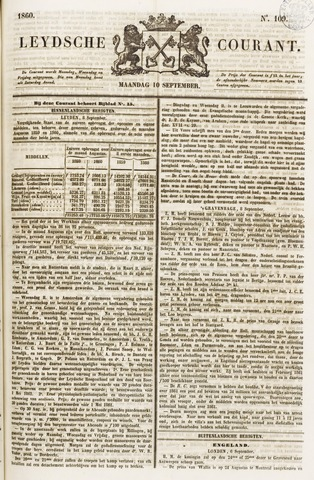 Leydse Courant 1860-09-10