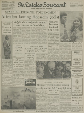Leidse Courant 1966-11-26