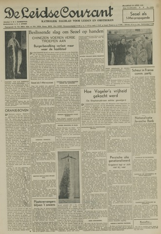 Leidse Courant 1951-04-30