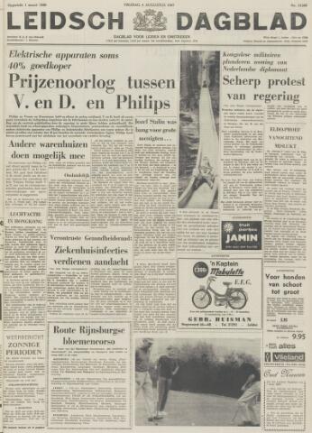 Leidsch Dagblad 1967-08-04