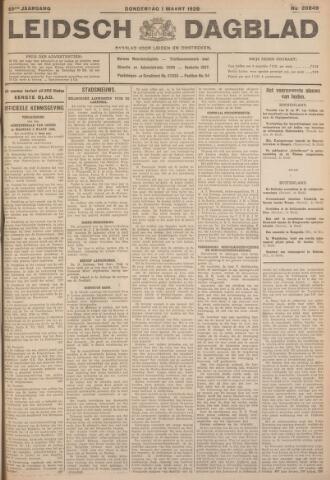 Leidsch Dagblad 1928-03-01