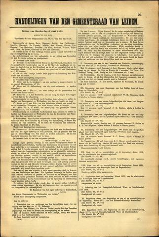 Handelingen van de Raad 1872-06-06