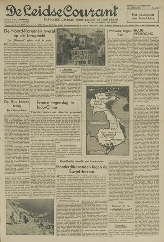 Leidse Courant 1950-10-13