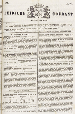 Leydse Courant 1873-10-01