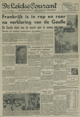 Leidse Courant 1958-05-16