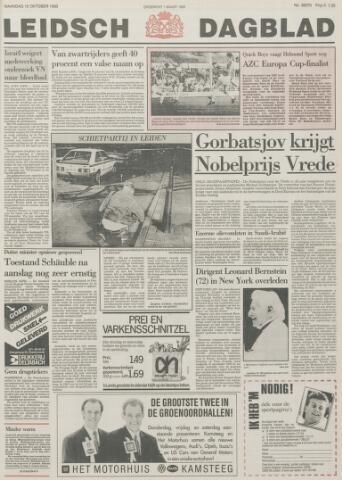 Leidsch Dagblad 1990-10-15