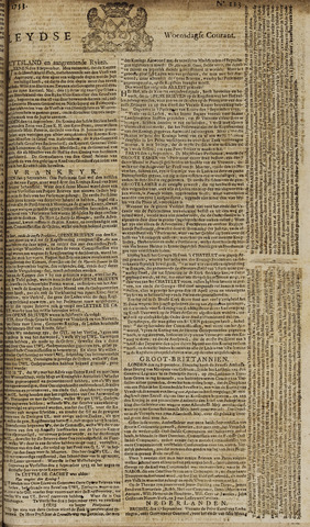 Leydse Courant 1753-09-19
