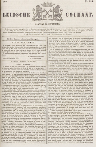Leydse Courant 1875-09-20