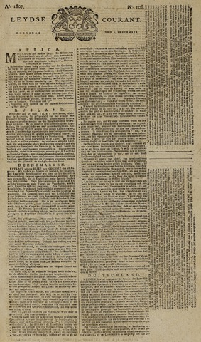 Leydse Courant 1807-09-09