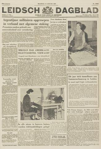 Leidsch Dagblad 1959-01-19