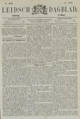 Leidsch Dagblad 1875-03-13