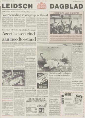 Leidsch Dagblad 1990-01-22