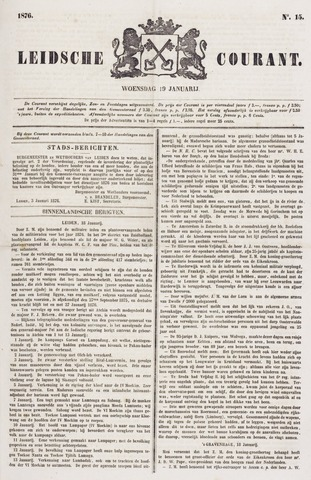 Leydse Courant 1876-01-19