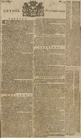 Leydse Courant 1769-12-27