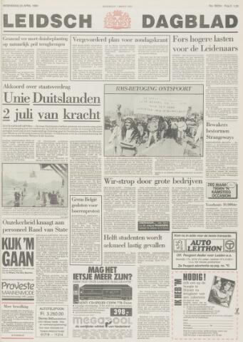 Leidsch Dagblad 1990-04-25