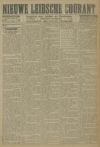 Nieuwe Leidsche Courant 1923-10-04