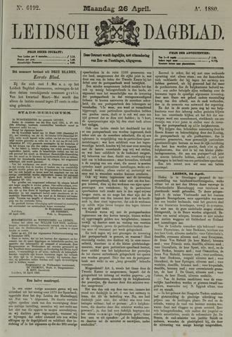 Leidsch Dagblad 1880-04-26