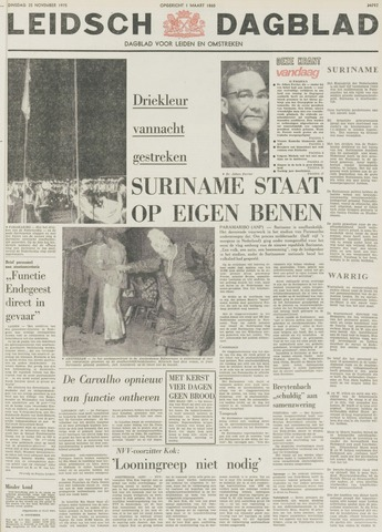 Leidsch Dagblad 1975-11-25