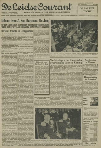 Leidse Courant 1955-09-13