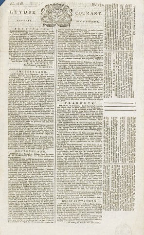 Leydse Courant 1818-12-21