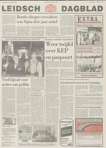 Leidsch Dagblad 1988-11-12