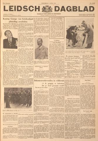 Leidsch Dagblad 1947-04-02