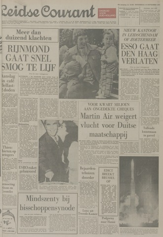 Leidse Courant 1971-09-30