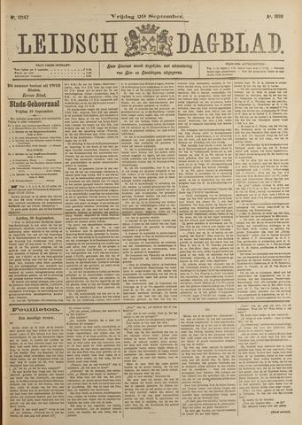 Leidsch Dagblad 1899-09-29
