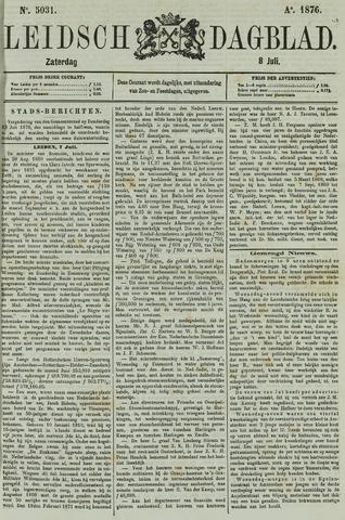Leidsch Dagblad 1876-07-08