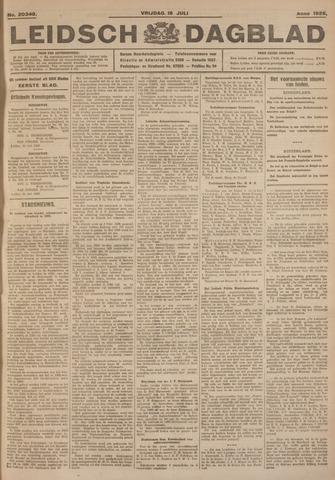 Leidsch Dagblad 1926-07-16