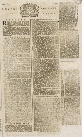 Leydse Courant 1814-07-06