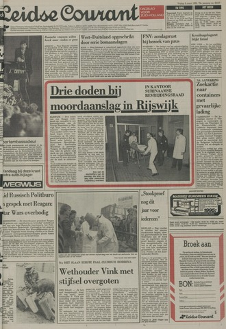 Leidse Courant 1985-03-08