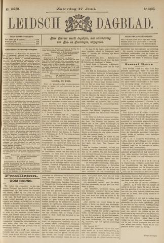 Leidsch Dagblad 1893-06-17
