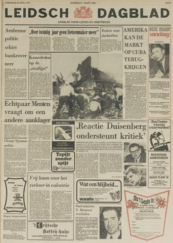Leidsch Dagblad 1977-04-20