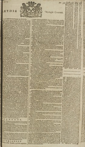 Leydse Courant 1773-05-14