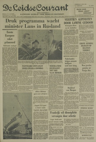 Leidse Courant 1964-07-08