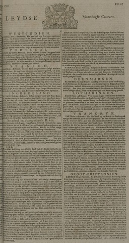 Leydse Courant 1726-03-04