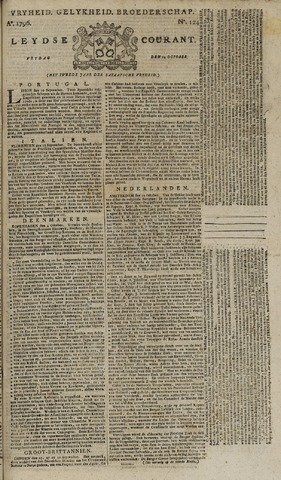 Leydse Courant 1796-10-14