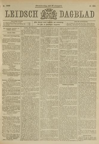 Leidsch Dagblad 1904-02-25