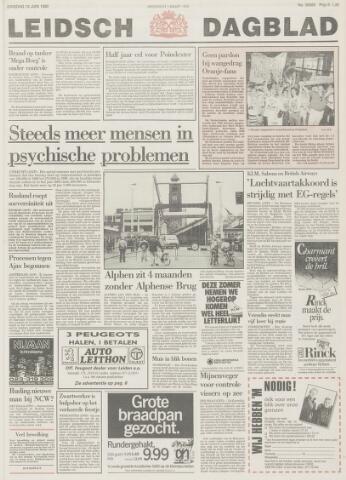 Leidsch Dagblad 1990-06-12