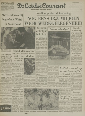 Leidse Courant 1967-02-01