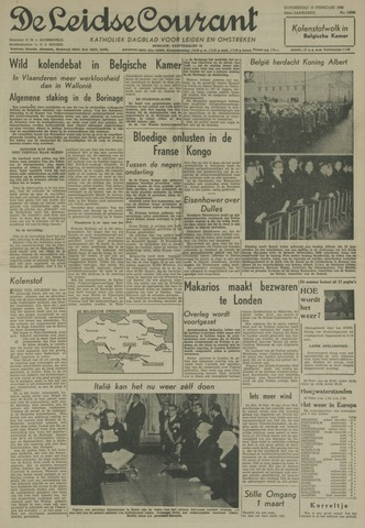 Leidse Courant 1959-02-19