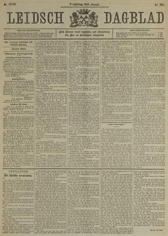 Leidsch Dagblad 1911-06-30