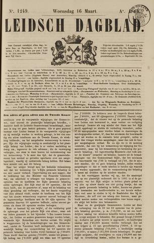 Leidsch Dagblad 1864-03-16