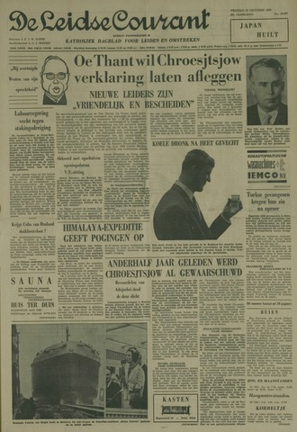Leidse Courant 1964-10-23
