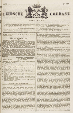 Leydse Courant 1873-08-01