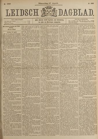 Leidsch Dagblad 1899-04-17