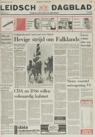 Leidsch Dagblad 1982-05-22