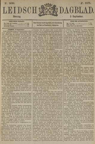 Leidsch Dagblad 1878-09-03