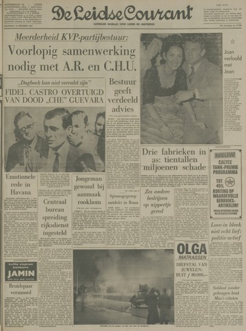 Leidse Courant 1967-10-16